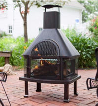 Outdoor Fire Pits Fireplaces Patio Heaters Near Me
